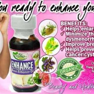 ENHANCE Breast Enhancer Oil