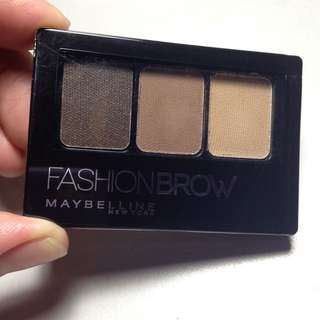 FREE SF! Maybelline Fashion Brow 3D Brow & Nose Palette