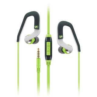 🚚 Sennheiser 聲海 OCX686I SPORTS Apple專用 運動 防水 線控 入耳式耳機