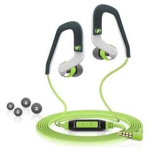 🚚 金曲音響   Sennheiser 聲海 OCX686G SPORTS Android專用 運動 防水 線控 入耳式耳機