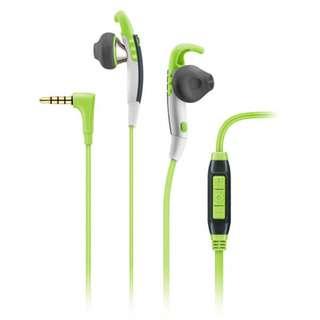 🚚 金曲音響   Sennheiser 聲海 MX686G SPORTS 運動 線控 入耳式耳機
