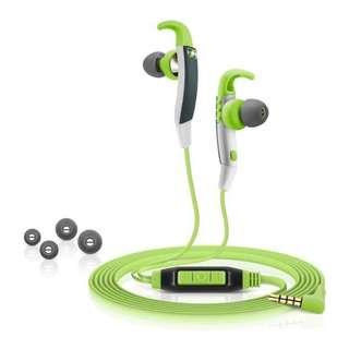 🚚 金曲音響   Sennheiser 聲海 CX686G SPORTS 運動 線控 入耳式耳機