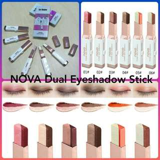 👍NOVA Dual Eyeshadow Stick