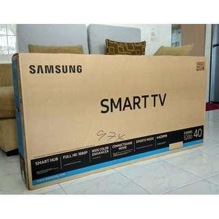 "[SMART TV] Samsung 40"" SMART DVB (DIGITAL) SMART TV - Brand new / Sealed with local warranty"