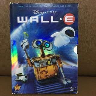 [WALL•E]__Disney DVD Movie