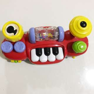ELC Mothercare Mini Music Set