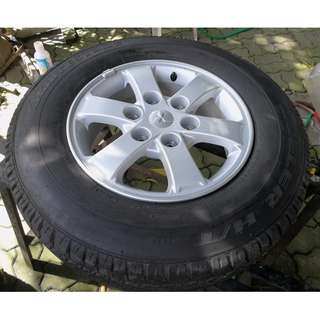 205/80R16 Strada Mags & Tires