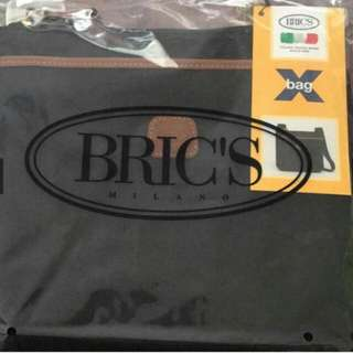 全新義大利BRIC'S斜背包