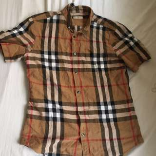 Authenthic burberry brit Polo