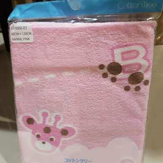 Cotton tree - baby towel