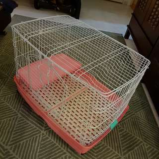 Pet Cage for small dogs, cats, rabbits, guinea pigs