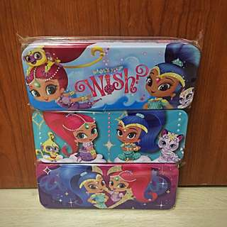 Shimmer and Shine Pencil cases