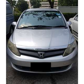 $230 Weekend Rental Honda Airwave 1.5A