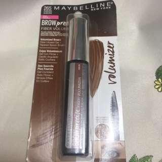 Maybelline Brow Precise Fiver Volumizer Eve Brow Mascara