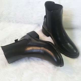 BNEW Crystal Ankle Boots