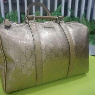🚚 Authentic Gucci Boston Bag