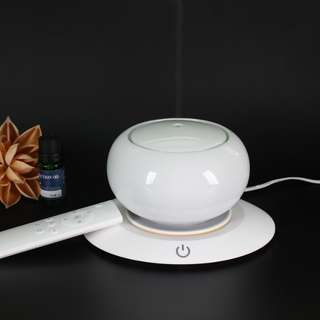 Ceramic Difuser Humidifier 6 Changing Colors. With remote control 300Ml