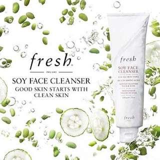 Fresh Soy Face Cleanser (50ml)