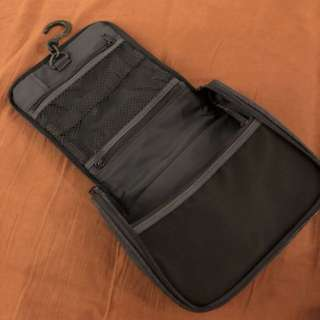 Denim Toiletries Pouch Bag Phrse