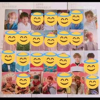 WTB BTS HER LOVE YOURSELF PC