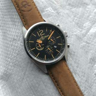 BELL&ROSS FLYBACK