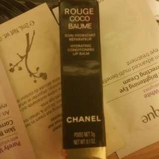 Chanel lip balm stick 透明潤唇膏