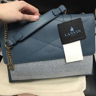 Lanvin sugar medium shoulder bag
