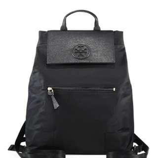 美國 Tory Burch Packable Nylon 尼龍可折疊後背包 -三色