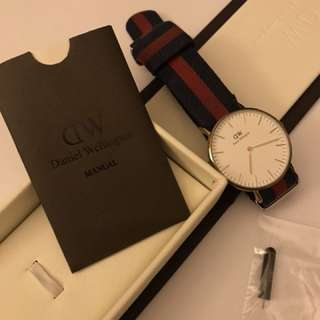 Authentic Daniel Wellington Watch