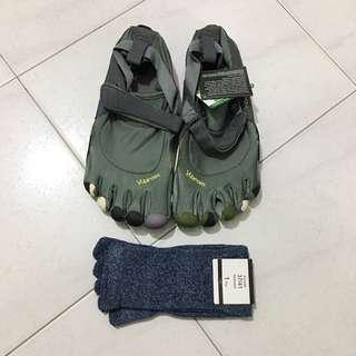 VIBRAM FiveFingers Sportwear