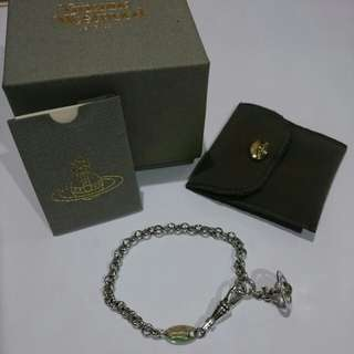 Vivienne Westwood Petite Orb bracelet