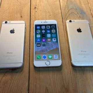 🚚 iphone6 64g 電池全新 台南評價破百 有保固