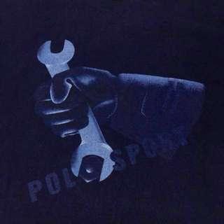 POLO SPORT by RALPH LAUREN Roundneck Cotton Shirt Size XL
