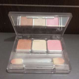 Wardah eyeshadow serie I