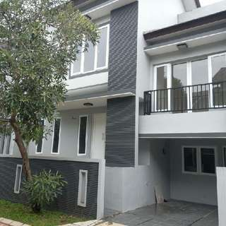 House For Rent At Bintaro Hill