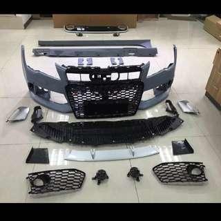 RS7 FULL BODYKIT FOR AUDI A7/S7