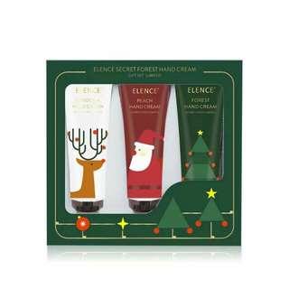 限量聖誕節三入手霜禮盒
