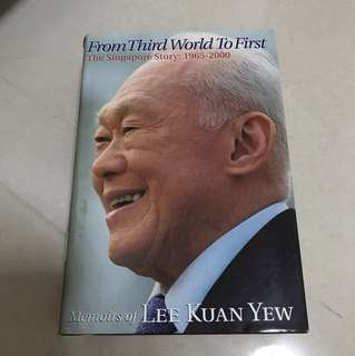 Memoirs Of Lee Kuan Yew