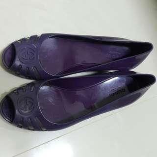 正品GUCCl楔型鞋