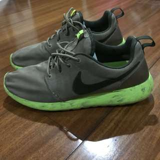 "d160d1a6bd7cf Nike Rosherun Marble ""Bamboo"""