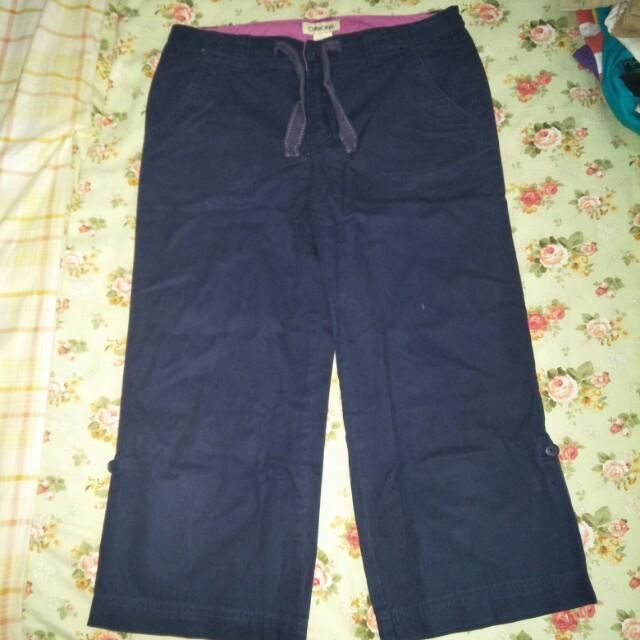 Cherokee 7/8  pants