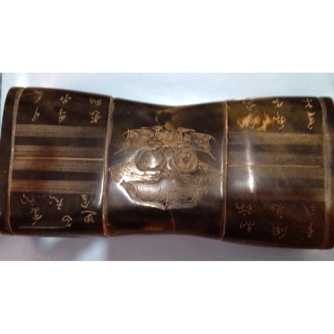 良渚文化玉枕