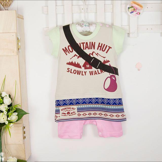 造型可愛連身衣#我的嬰幼可超取