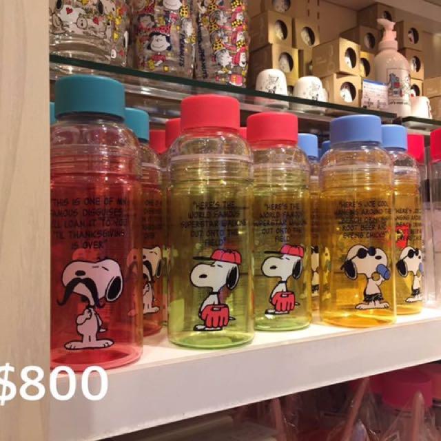 史努比水壺(日本購入)