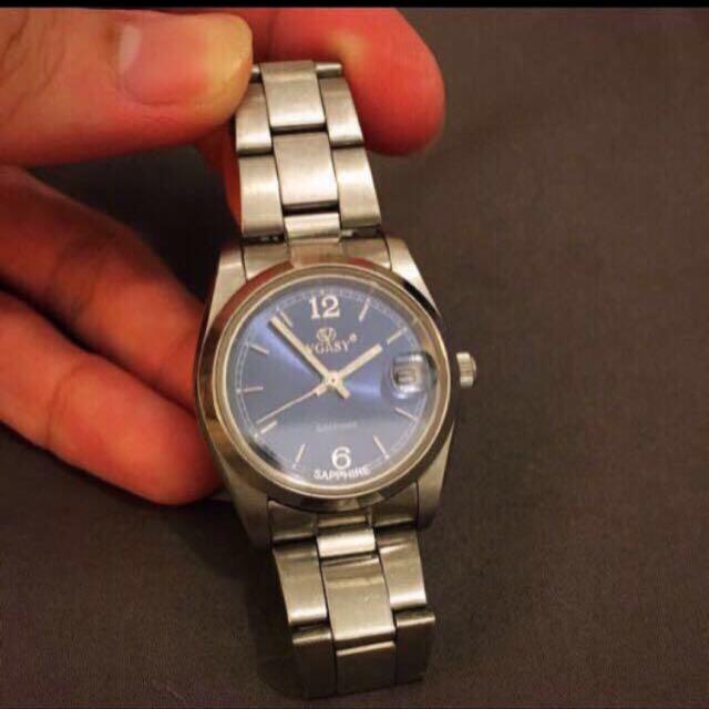 復古防水錶