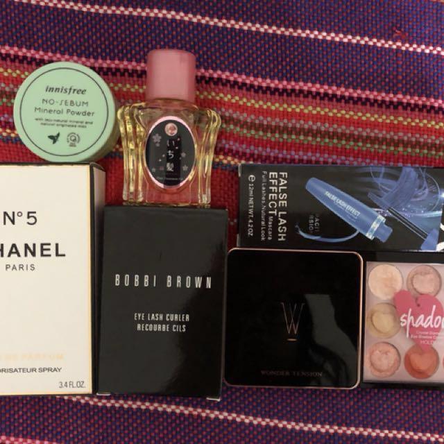 化妝品與香水一批