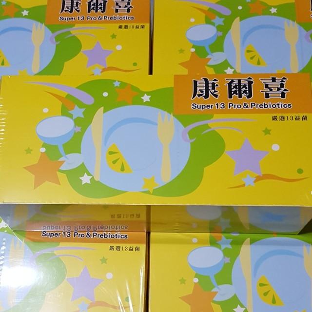 葡眾 康爾喜 益生菌 乳酸菌1.5克×90條/10盒