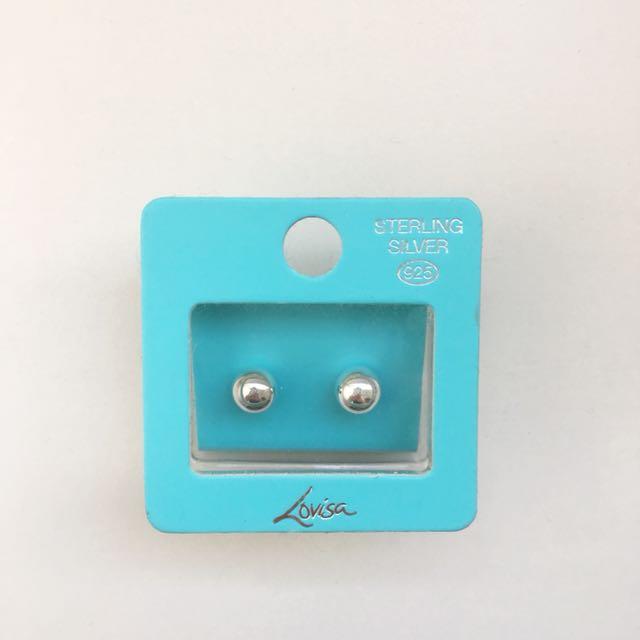 💜 Lovisa Silver Sterling Studs