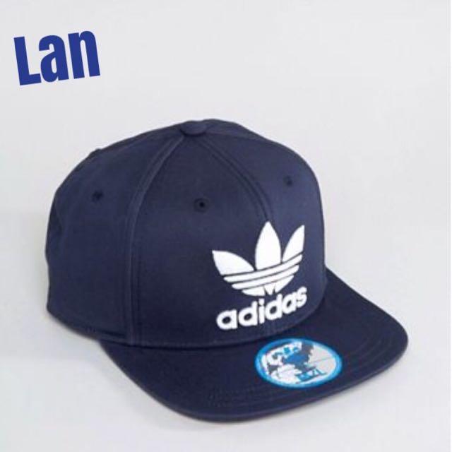 Adidas 棒球帽 Navy深藍色 現貨