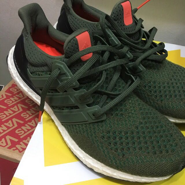 ULTRABOOST 1.0 LIMITED 'OLIVE'